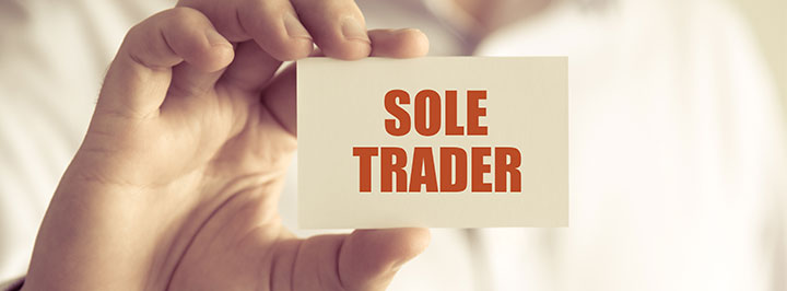 Sole trader or limited company