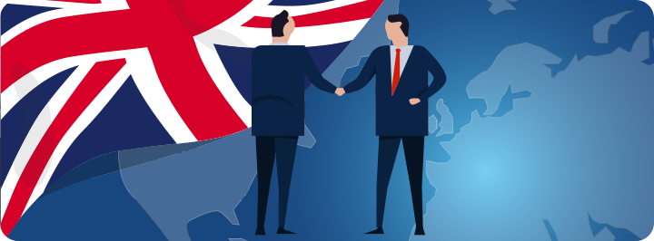 How can you easily set up a company in the UK?