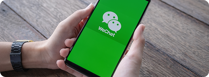 If I own a company in Hong Kong, how can I open a WeChat and Alipay accounts in China?